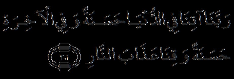 Rabbana Aatina dua in namaz, salt, prayer, salah