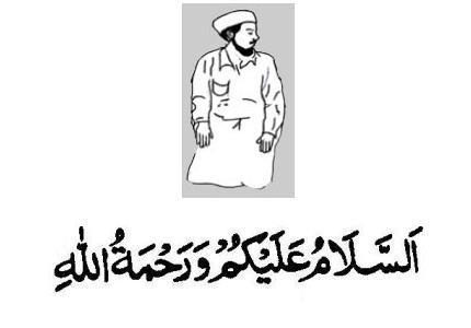 Learn namaz all steps with hanfi method