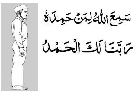Learn Qauma in namaz for women