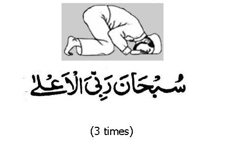How to perform salat sunni way step by step