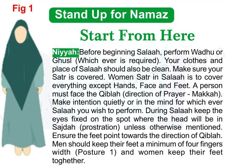how-to-perform-salah-sunni-for-female-beginner-lady-in-arabic-text